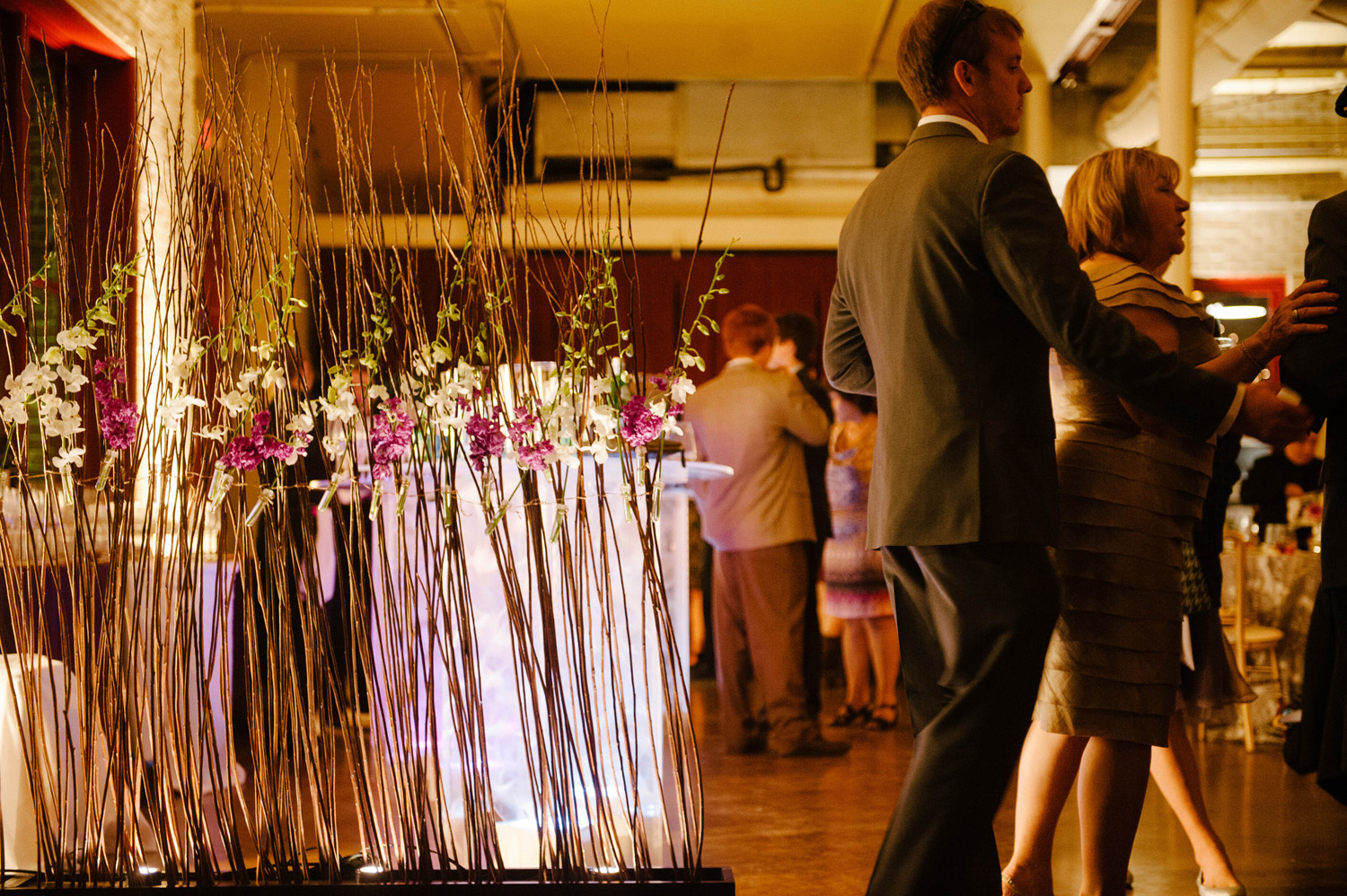Branch Wedding Decor