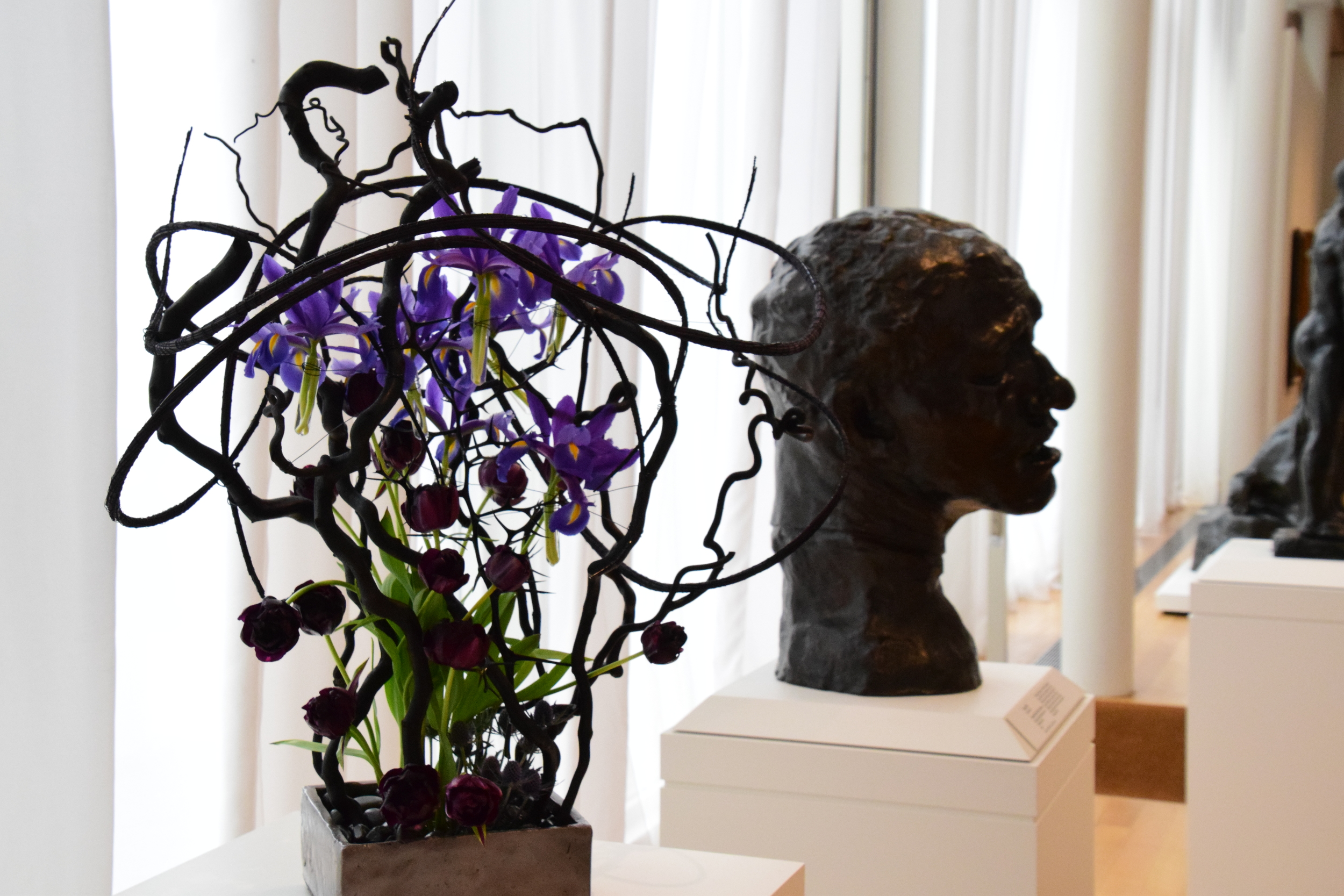 NCMA Art in Bloom