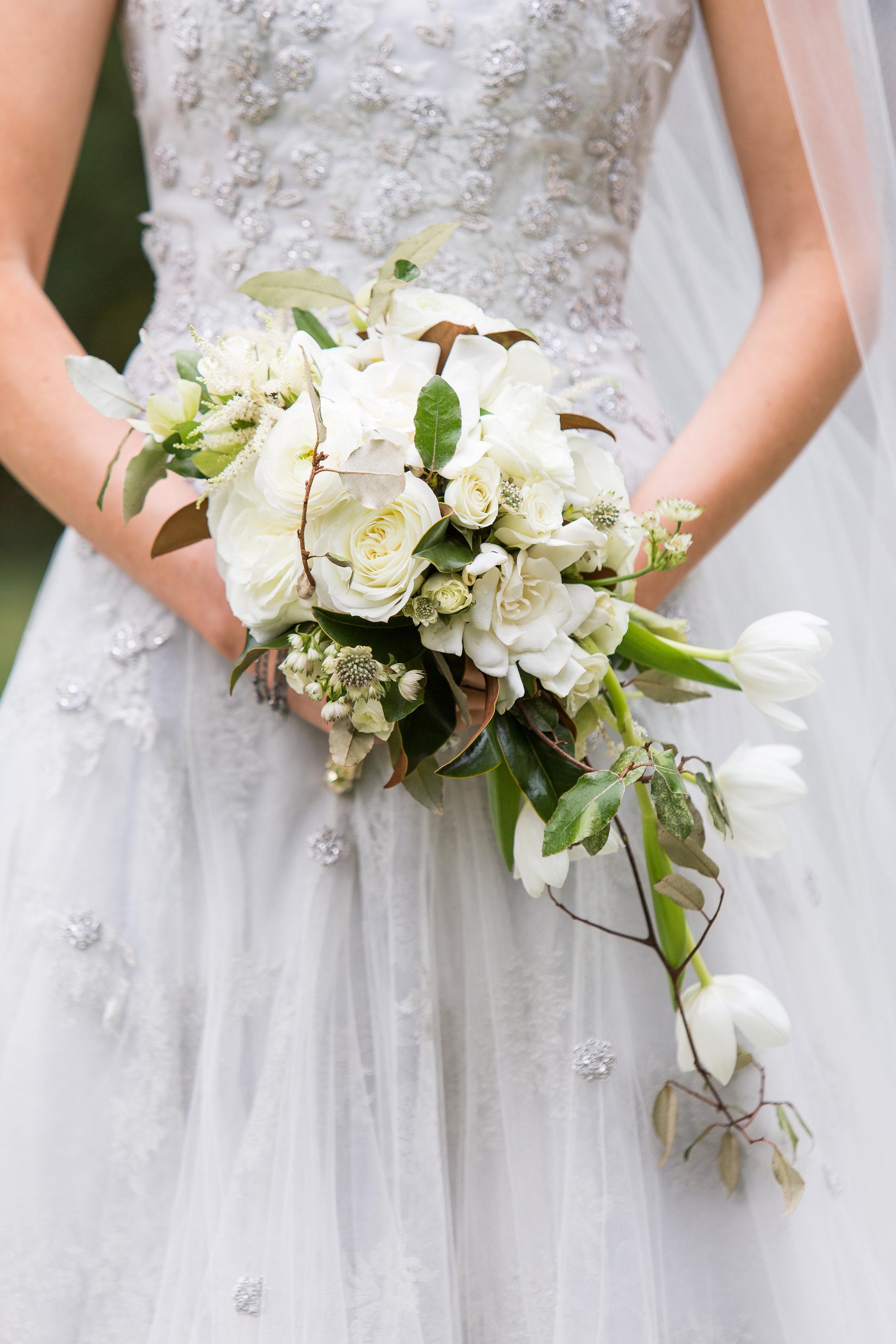 Bridal Bouquet, Umstead Wedding