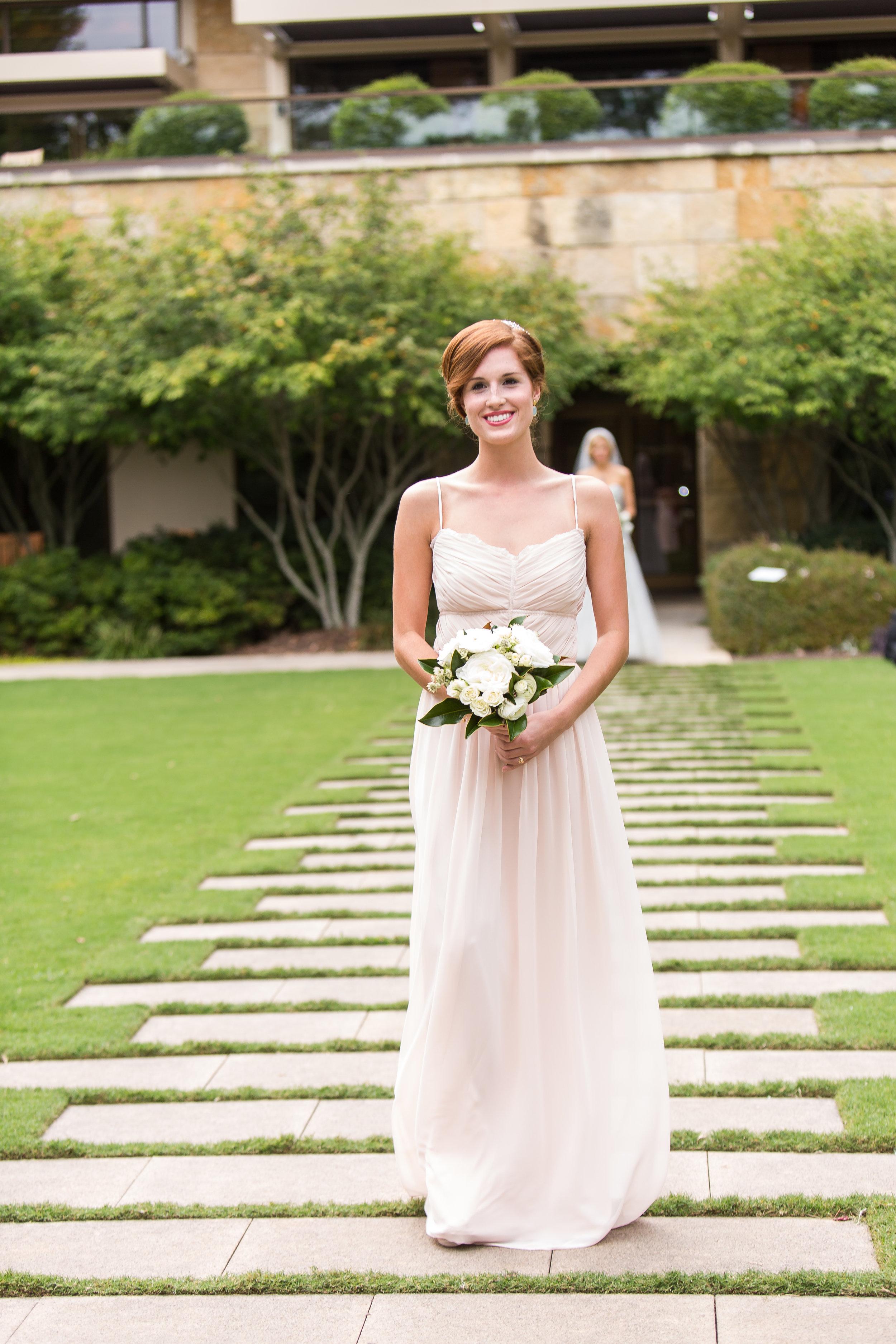 Bridesmaid Bouquet, Umstead Wedding
