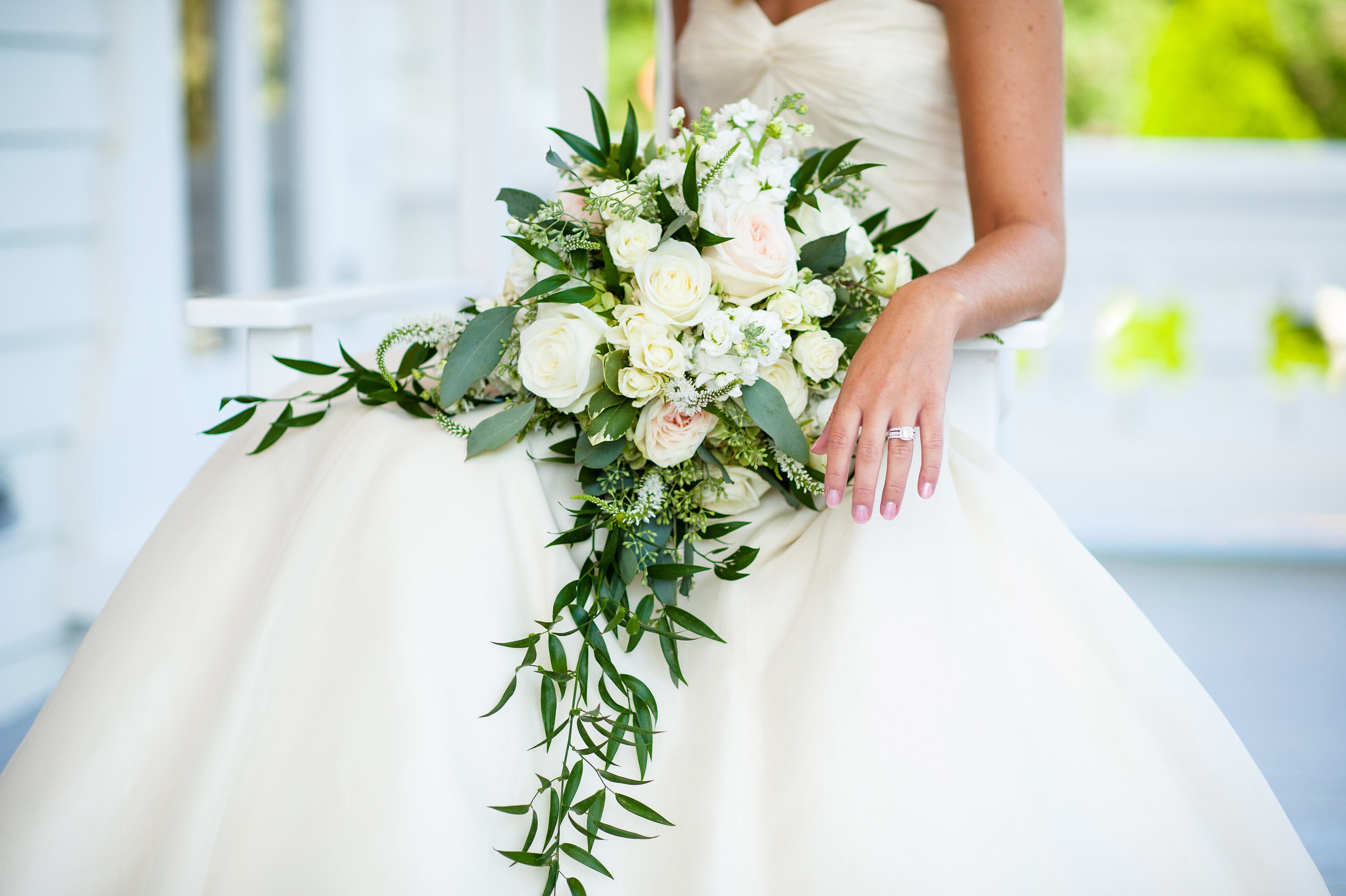 Bridal Bouquet, Merrimon Wynne
