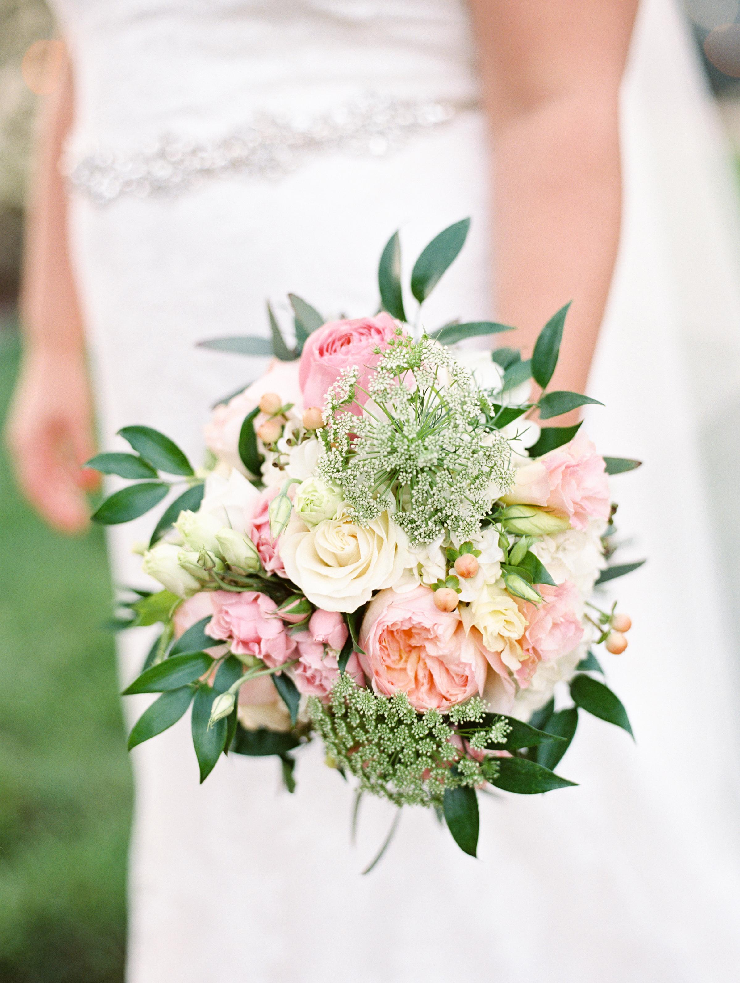 Bridal Bouquet Angus Barn Wedding