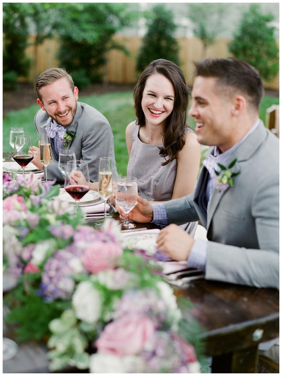 Floral Table Runner Merrimon Wynne