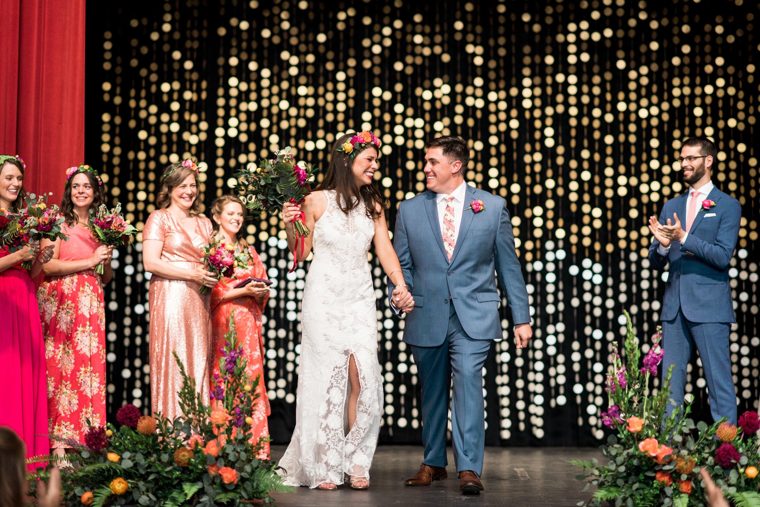 Haw River Ballroom Wedding