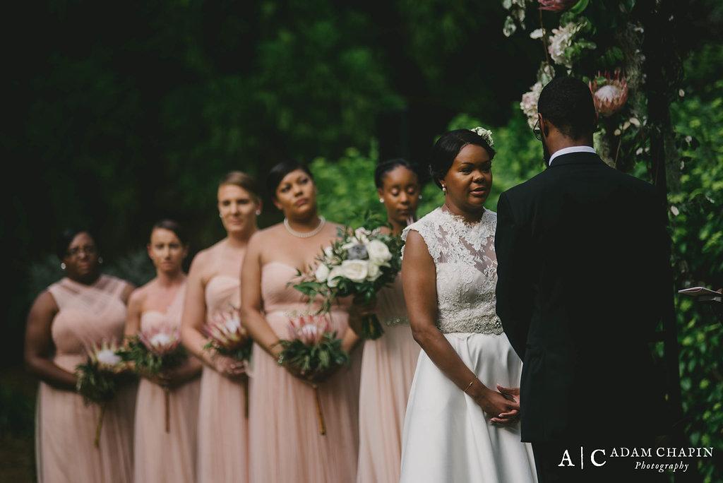 Umstead Hotel Wedding Ceremony