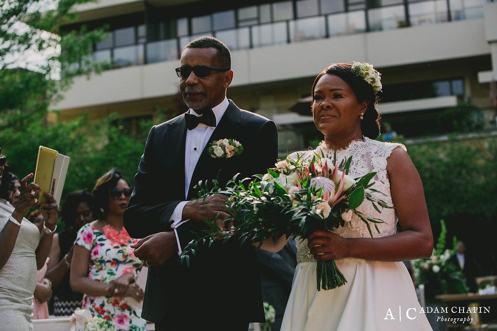 Umstead Wedding Ceremony