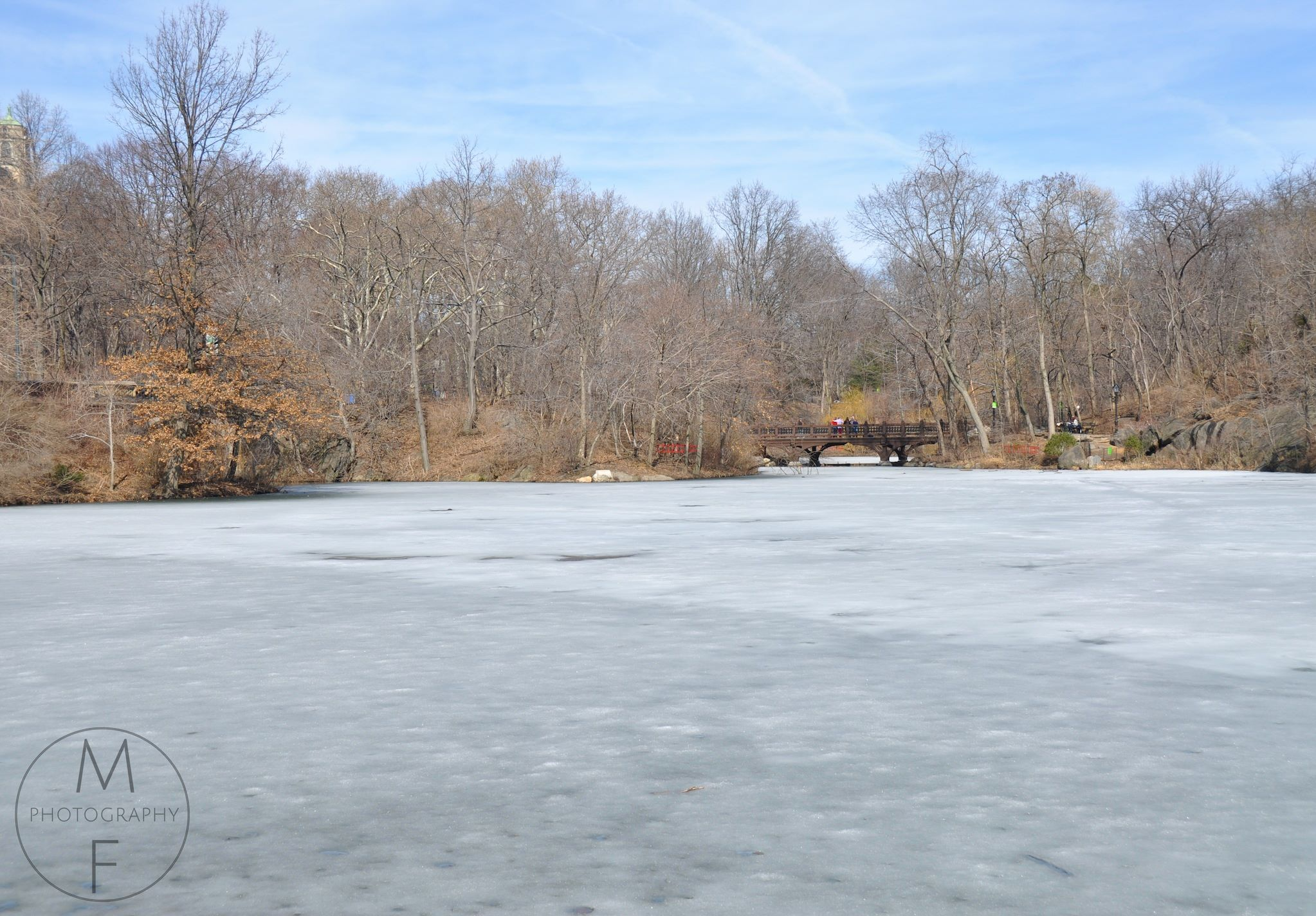 The Lake The Week Before: Frozen