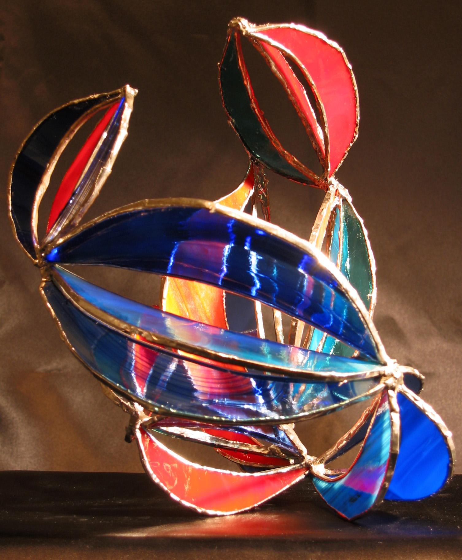 Biomorphic sculpture