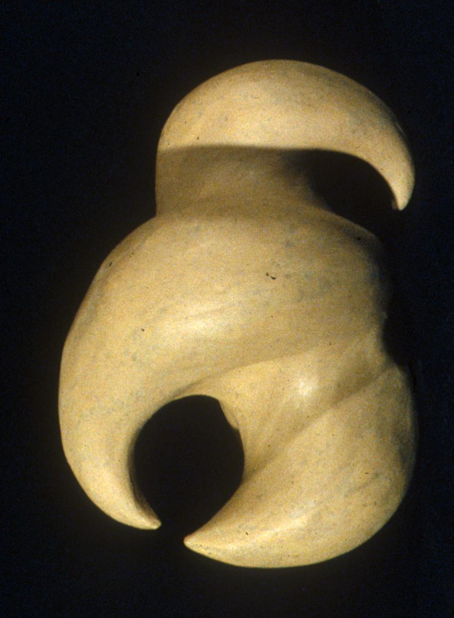 Biomorphic Sculpture, study