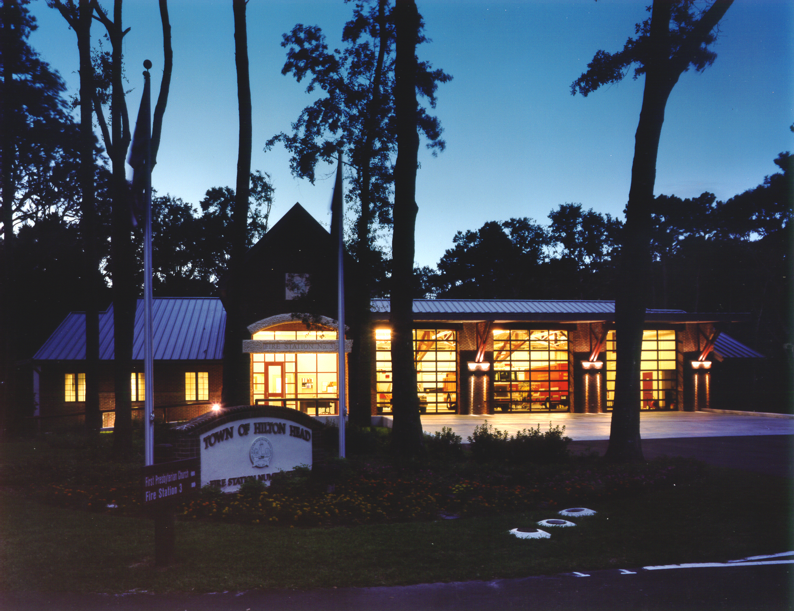 TOWN OF HILTON HEAD ISLAND FIRE STATION No. 3