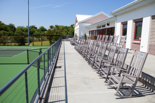 College of Charleston Tennis Center