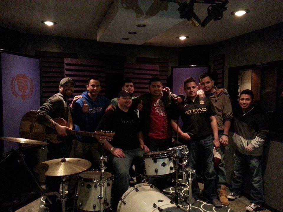 Jose y Su Fuego Tierra Calliente with Producer Bobby G