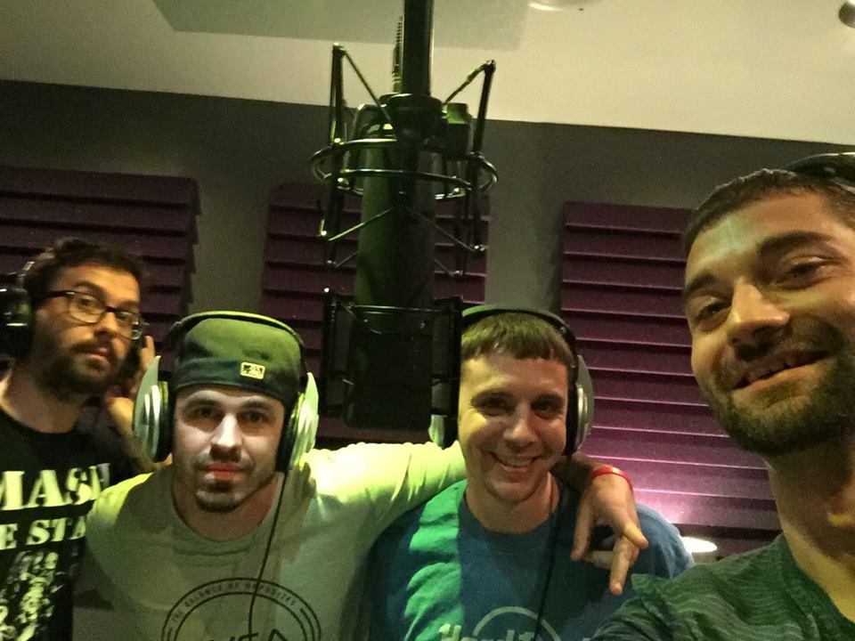 Nik, Rocky, Jeremy, Brad, Porcellian, Wichita KS