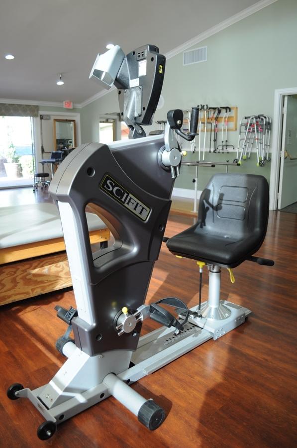 Pedal exercise machine