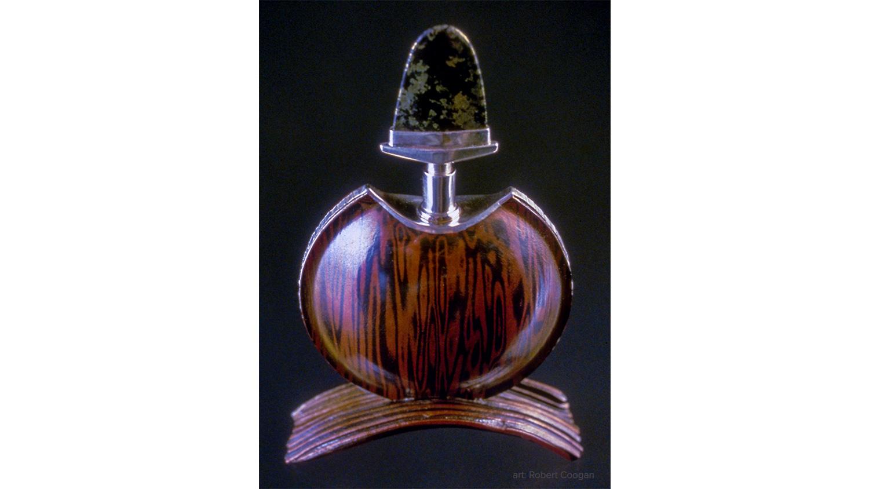 Perfume Bottle by Robert Coogan