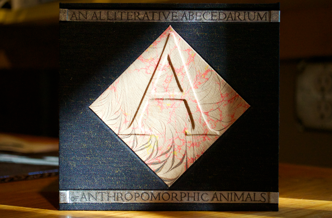 Alliterative Abecedarium Cover