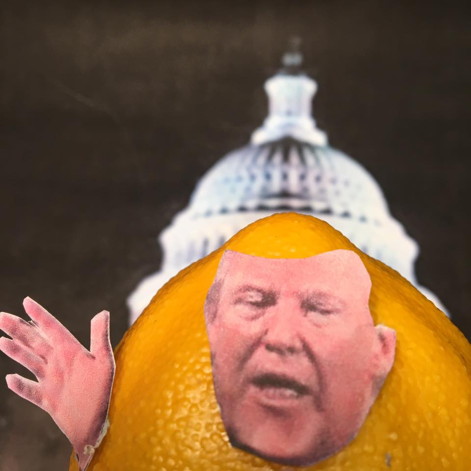 "2.10.17  ALL CAPS...  ""SEE YOU IN COURT, THE SECURITY OF OUR NATION IS AT STAKE!""   #Lemonlaw   #Squeezethelemon   #Zesty   #DivestDonald"