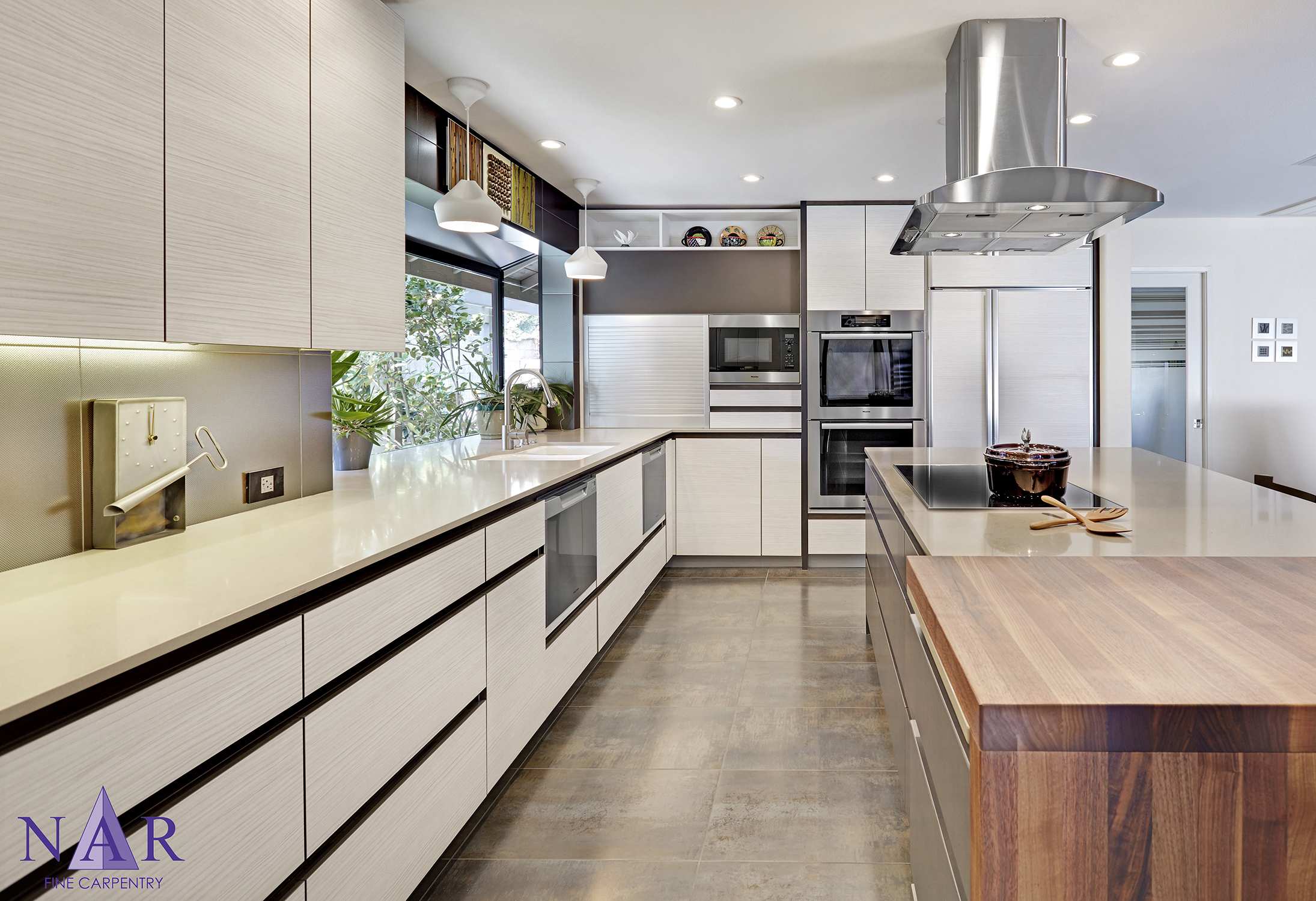 Gold River Light Contemporary. Nar Fine Carpentry. Sacramento. El Dorado Hills
