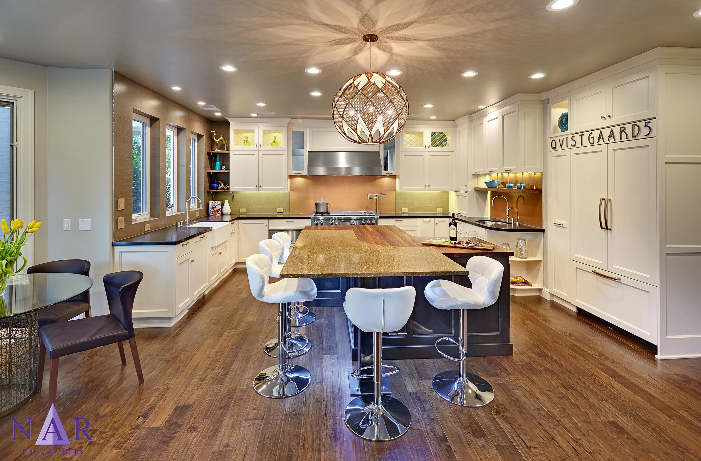 Davis Dynamic. Nar Fine Carpentry.Sacramento. El Dorado Hills