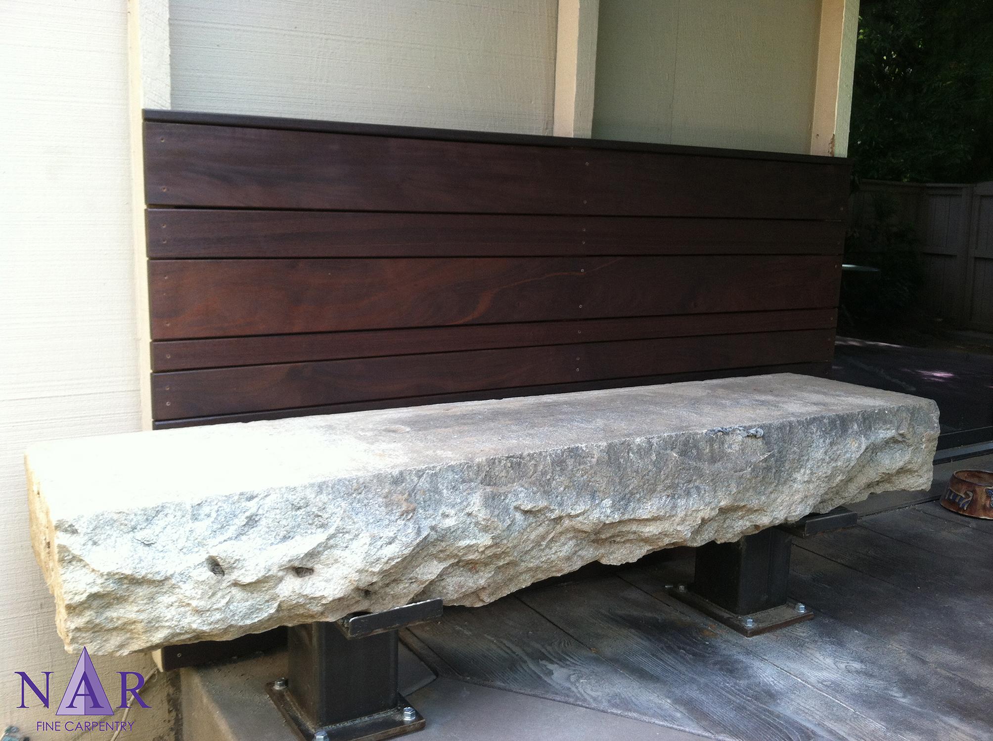 Special Features. Nar Fine Carpentry.Sacramento. El Dorado Hills