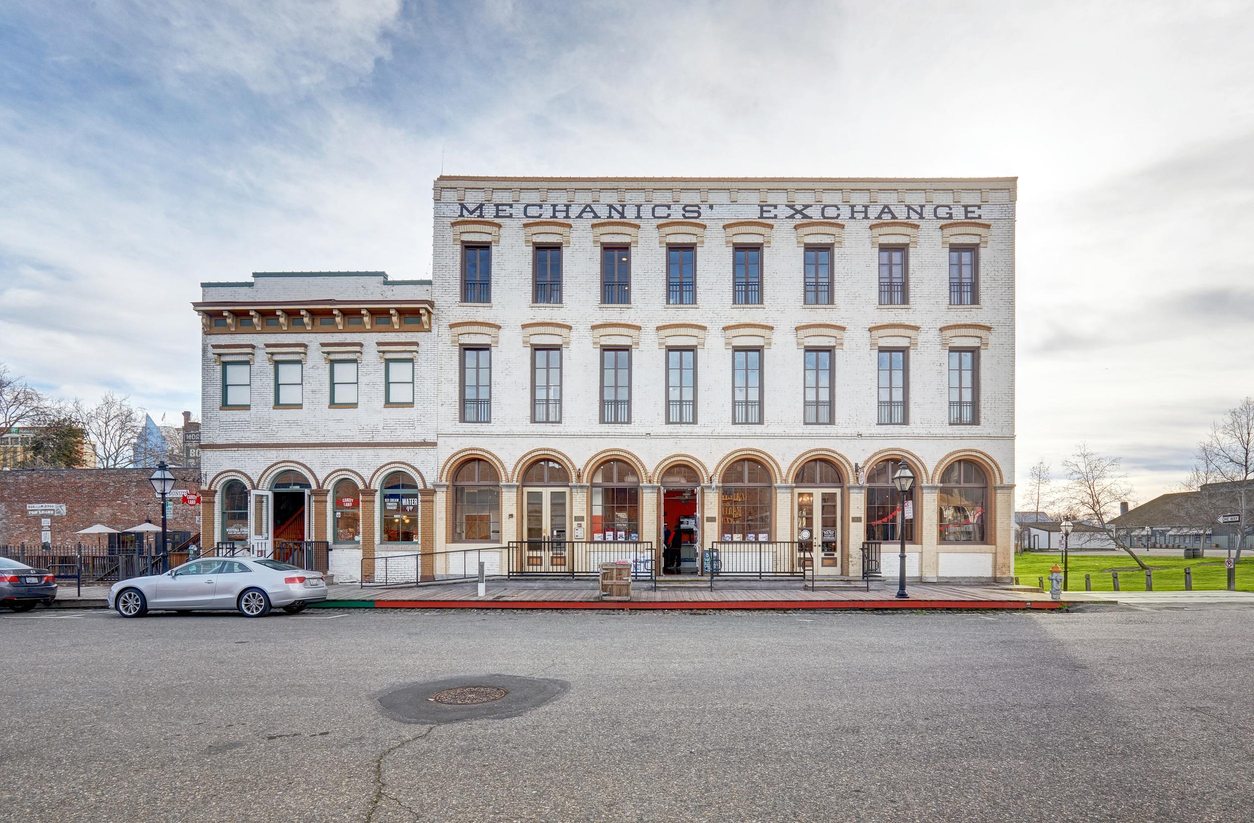I Street Lofts . Nar Fine Carpentry . Sacramento . El Dorado Hills