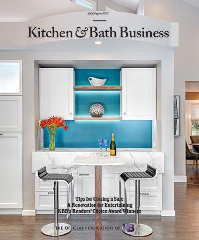Kitchen & Bath Business July/August 2017