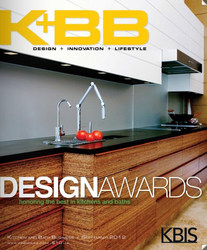 Kitchen & Bath Business, Sept. 2012