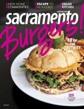 Sacramento Magazine, June 2014