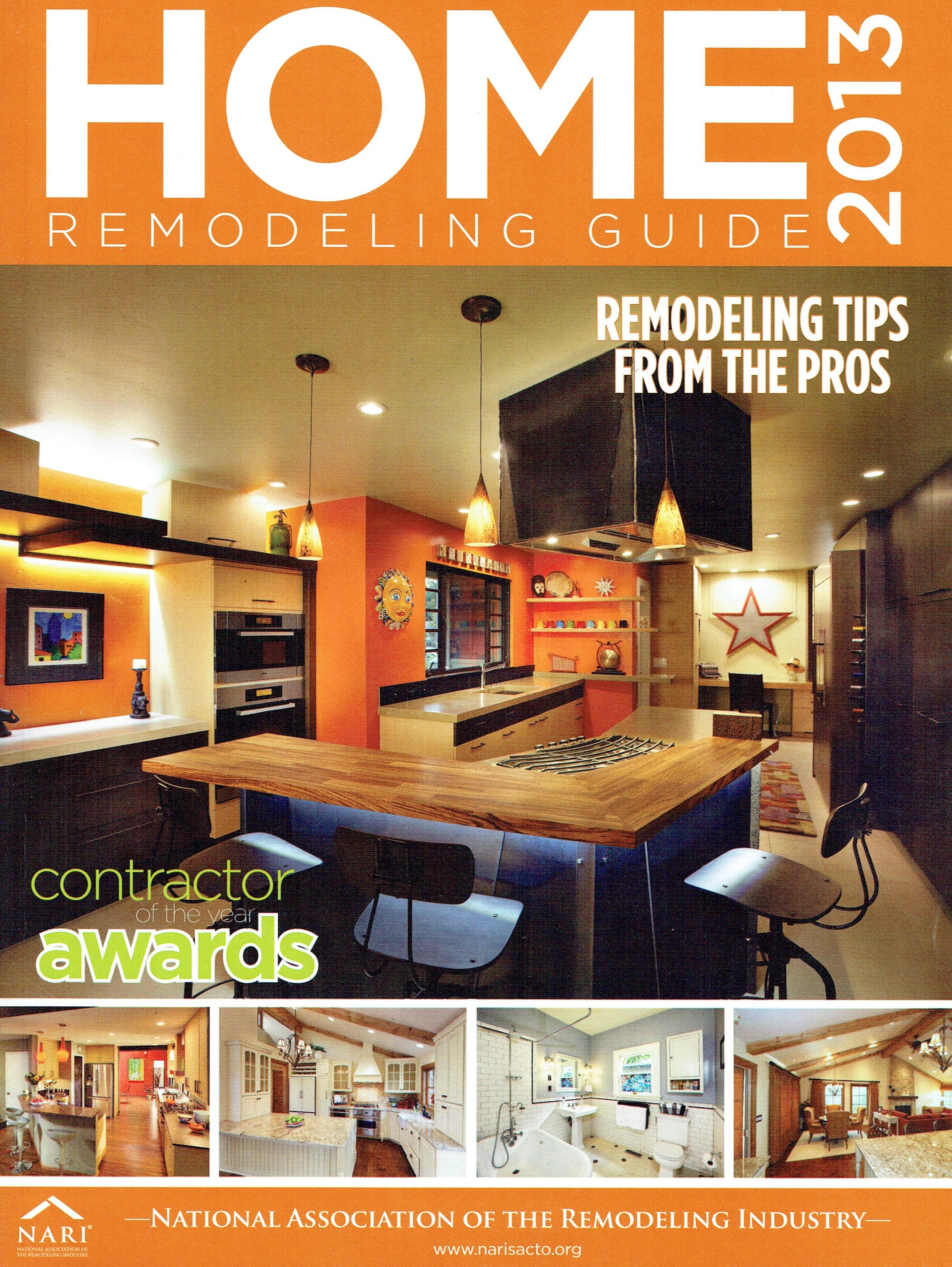 NARI Home Remodeling Guide 2013