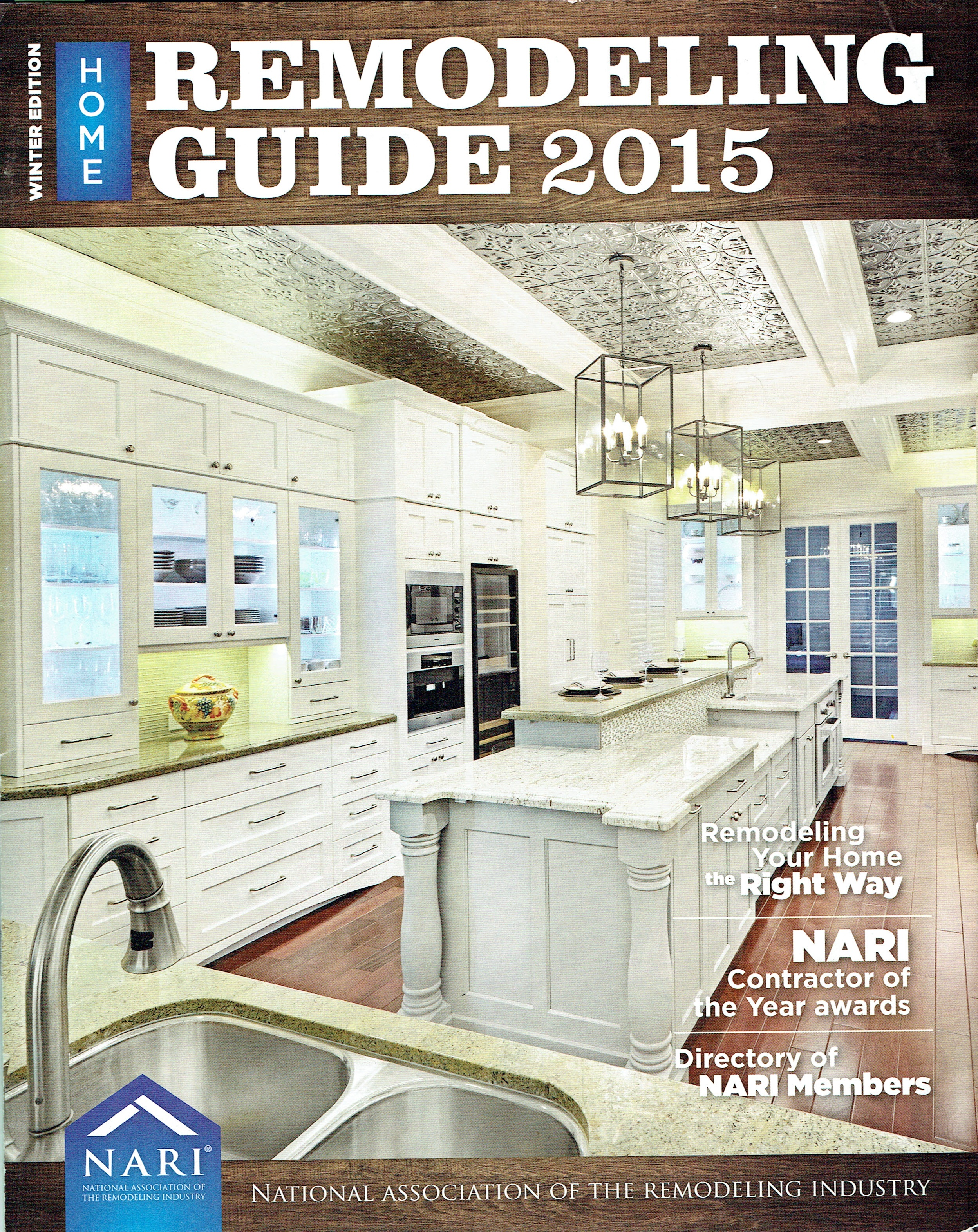 NARI Home Remodeling Guide (Winter 2015)