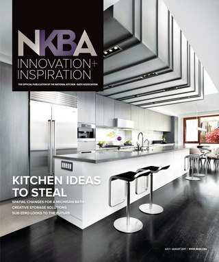 NKBA Innovation + Inspiration Jul/Aug 2017