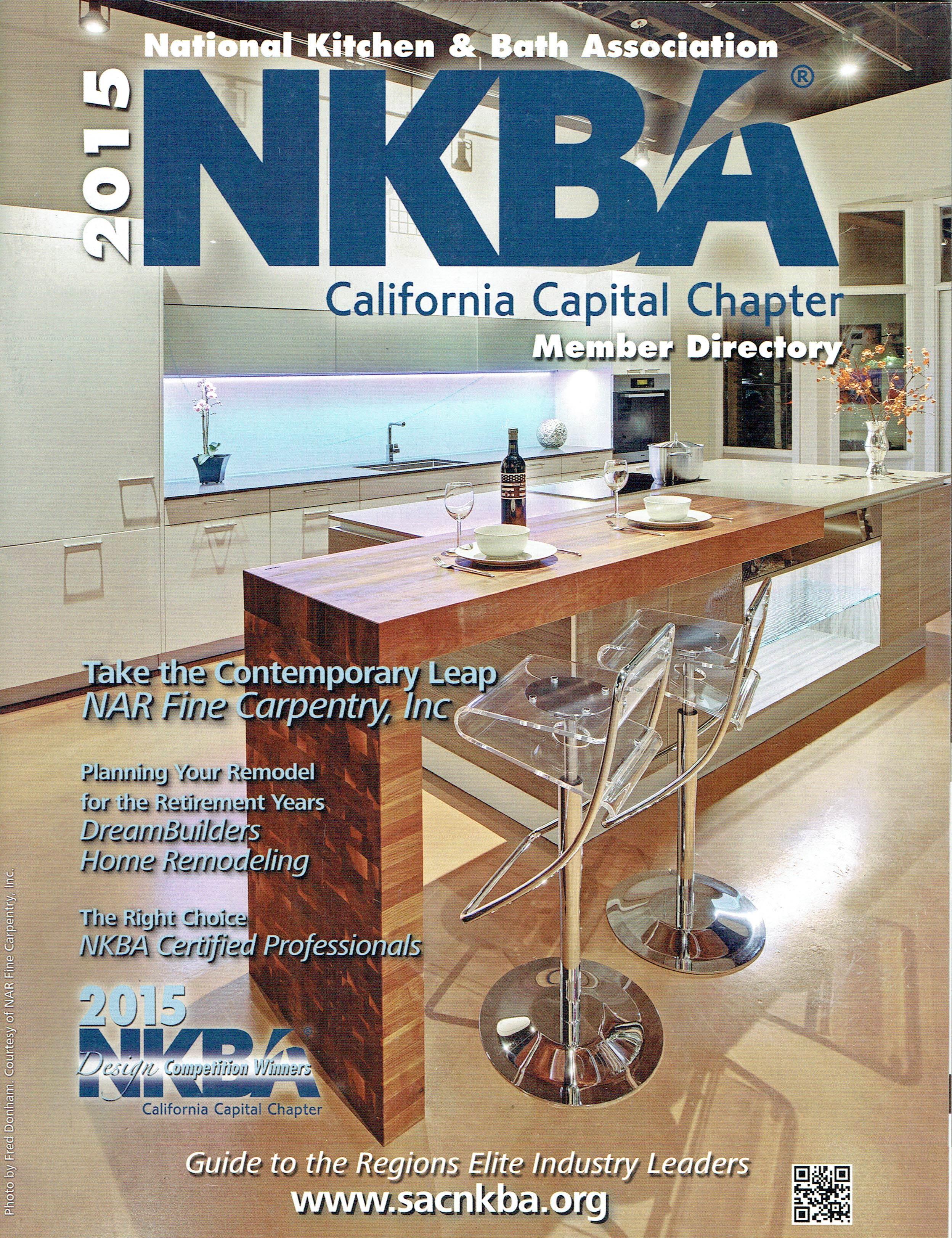 2015 NKBA California Chapter Member Directory