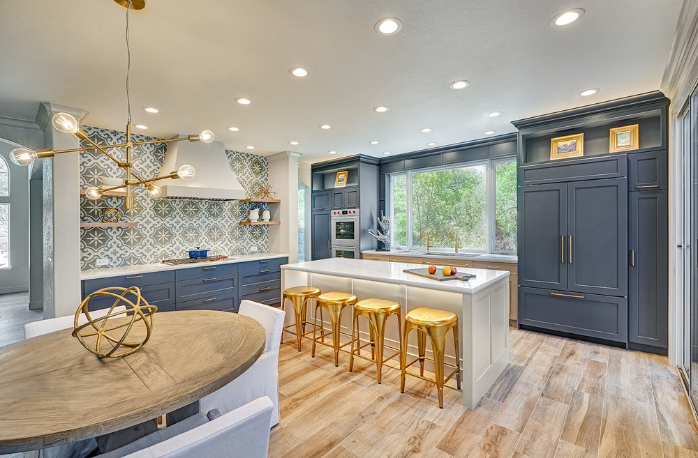 Modern Spanish Colonial Kitchen Nar Design Group