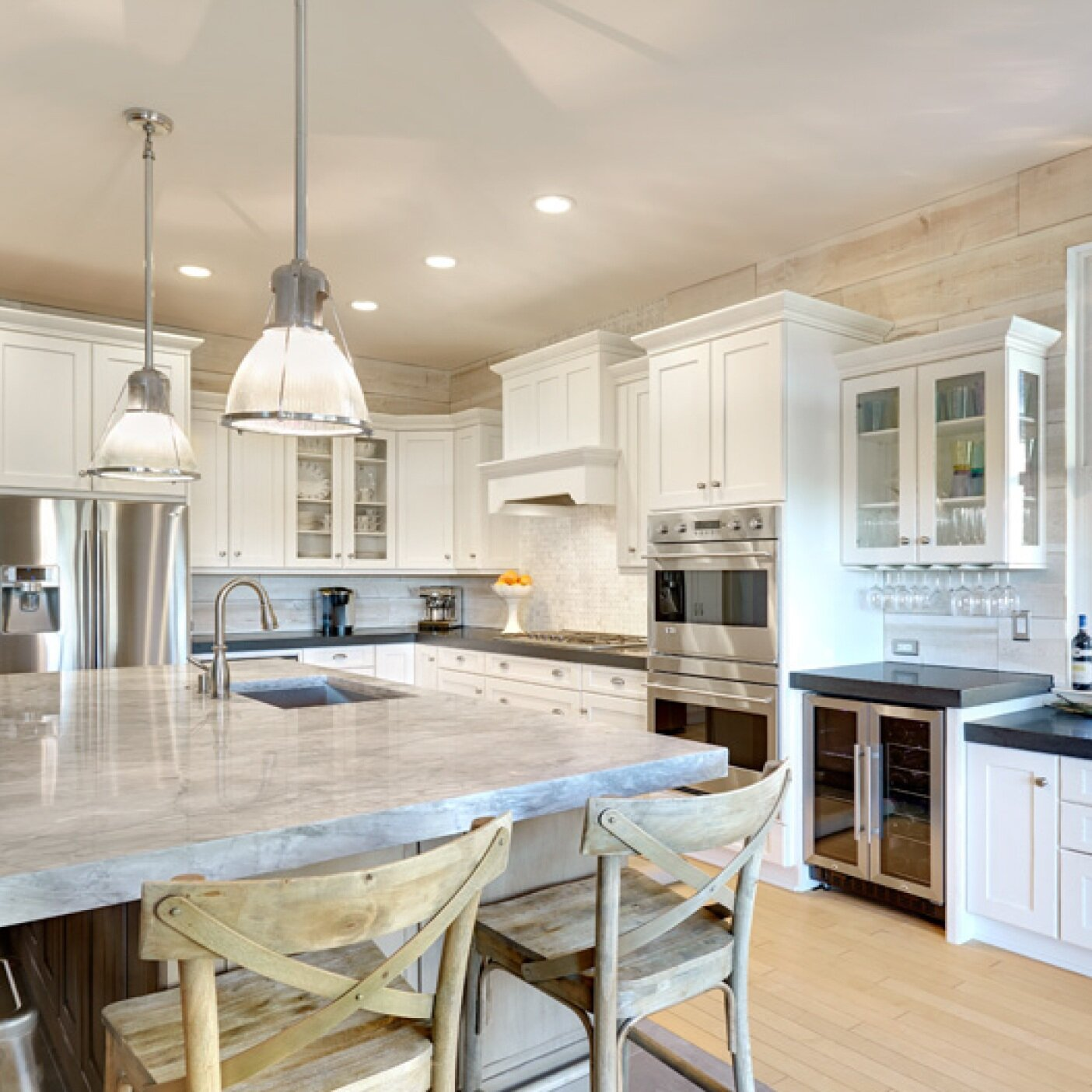 davis cottage kitchen