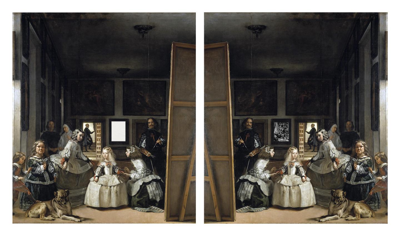 A Secret of Las Meninas / Renaissance meets Modern by Velazquez of Classism as a matchmaker in Lisdoonvarna