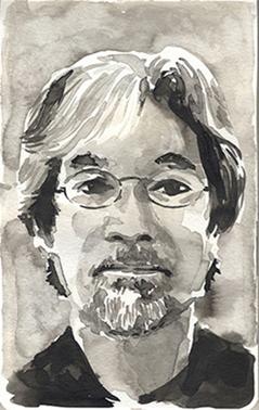 Portrait by Denis Routhier
