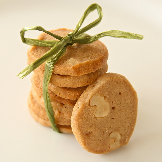 Take Back Theholidays Part Two Ice Box Cookies Sally Pasley Vargas