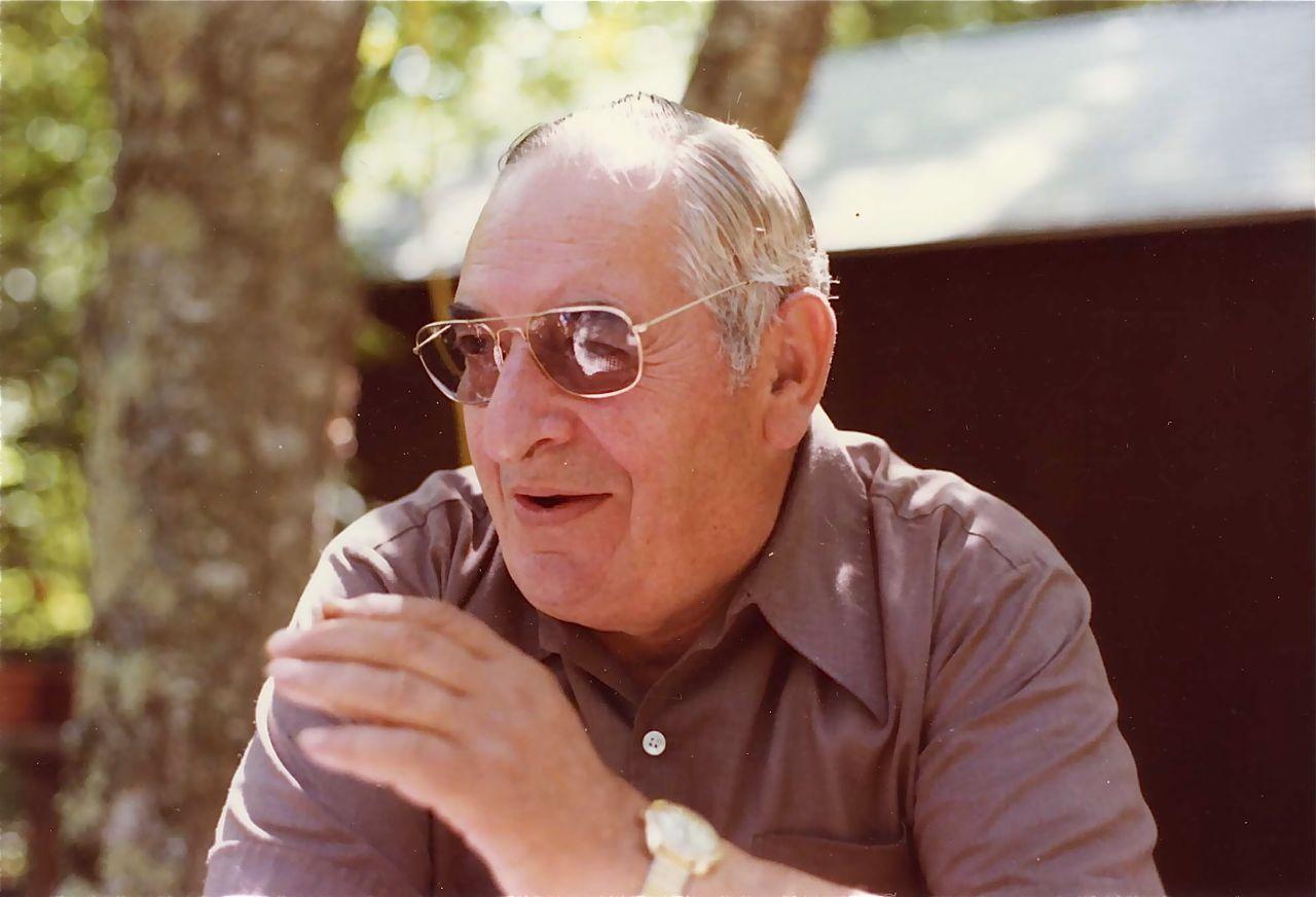 The late Eugene Bernard