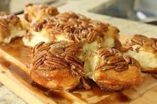 Pecan sticky buns