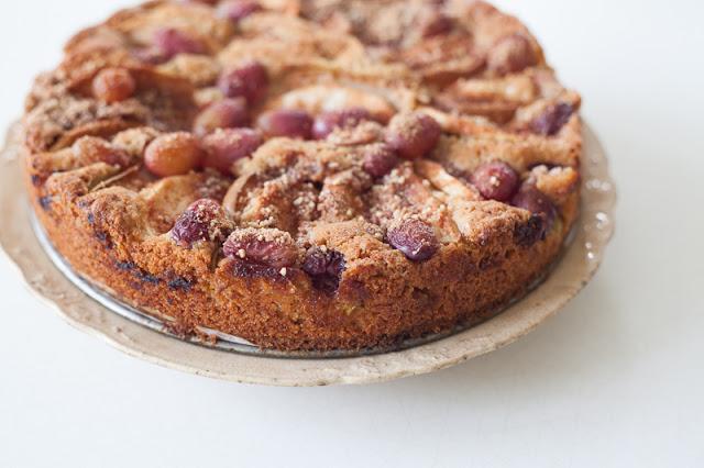 Harvest breakfast cake