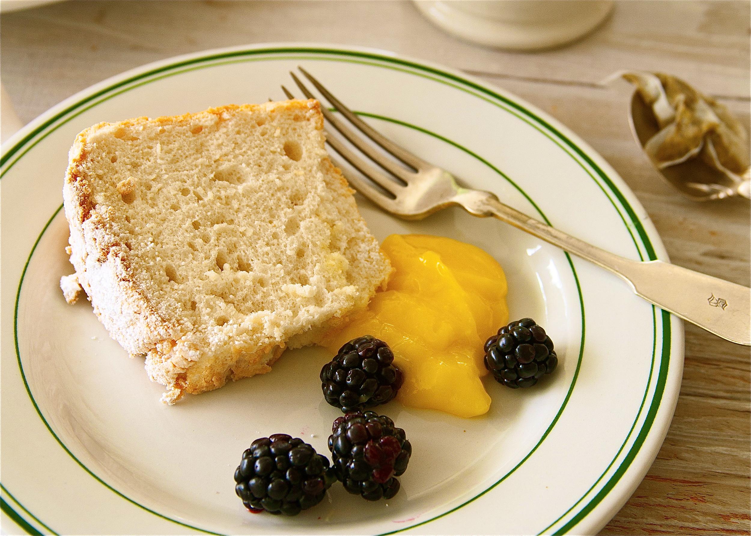 Angel food cake, meringue tutorial