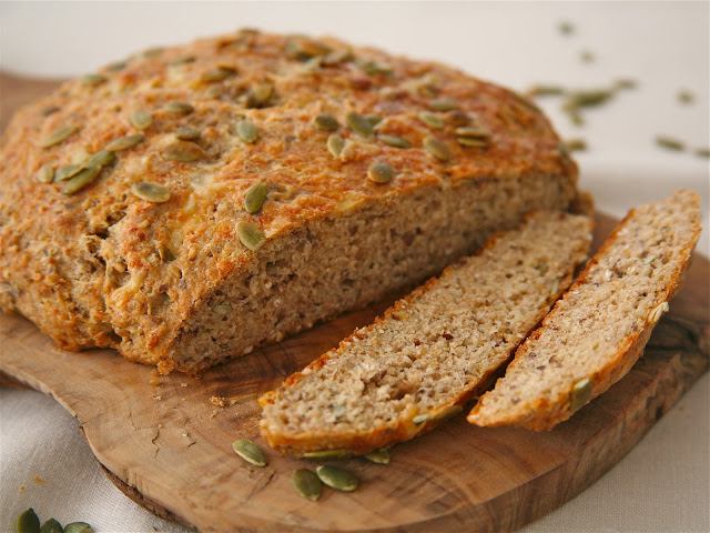 Irish cheddar bread