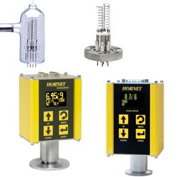 InstruTech / Inficon   Vacuum Gauges: Ionization, Convection, Rack / Panel Mount, Vacuum gauge controllers.