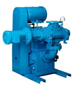 Tuthill Vacuum   Kinney Vacuum pumps to 10-4 Torr. Piston, Liquid Ring, Vane, Dry.