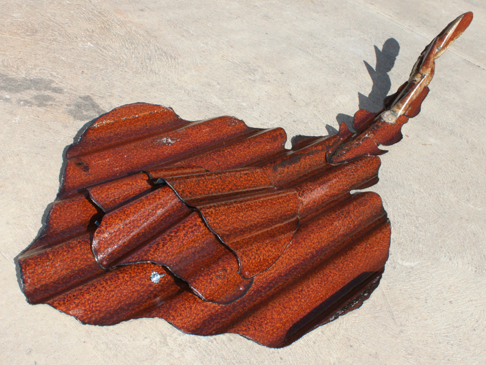 rusty stingray