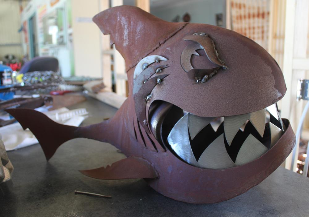 medium piranha