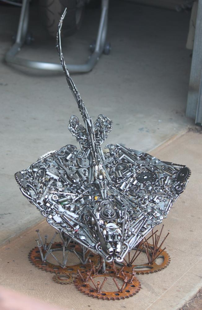 Steel items stingray.jpg