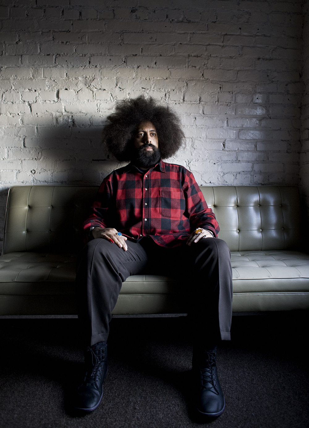 Infused with sonic landscapes performed live by Reggie Watts,  Dutch A/V  is a live-edited environmental film that seeks to replicate the first hand experience of being a flâneur in another city. Reggie – with collaborator/playwright Tommy Smith and Seattle journalist Brendan Kiley – traveled to Holland and shot over 26 hours of footage, exploring its cities using spy-glasses that recorded everything they saw and heard.  Dutch A/V  seeks to re-present this footage using projection technology and stereophonic sound, turning the interior space into portals to a foreign landscape thousands of miles away.   Photo Credit: Noah Kalina