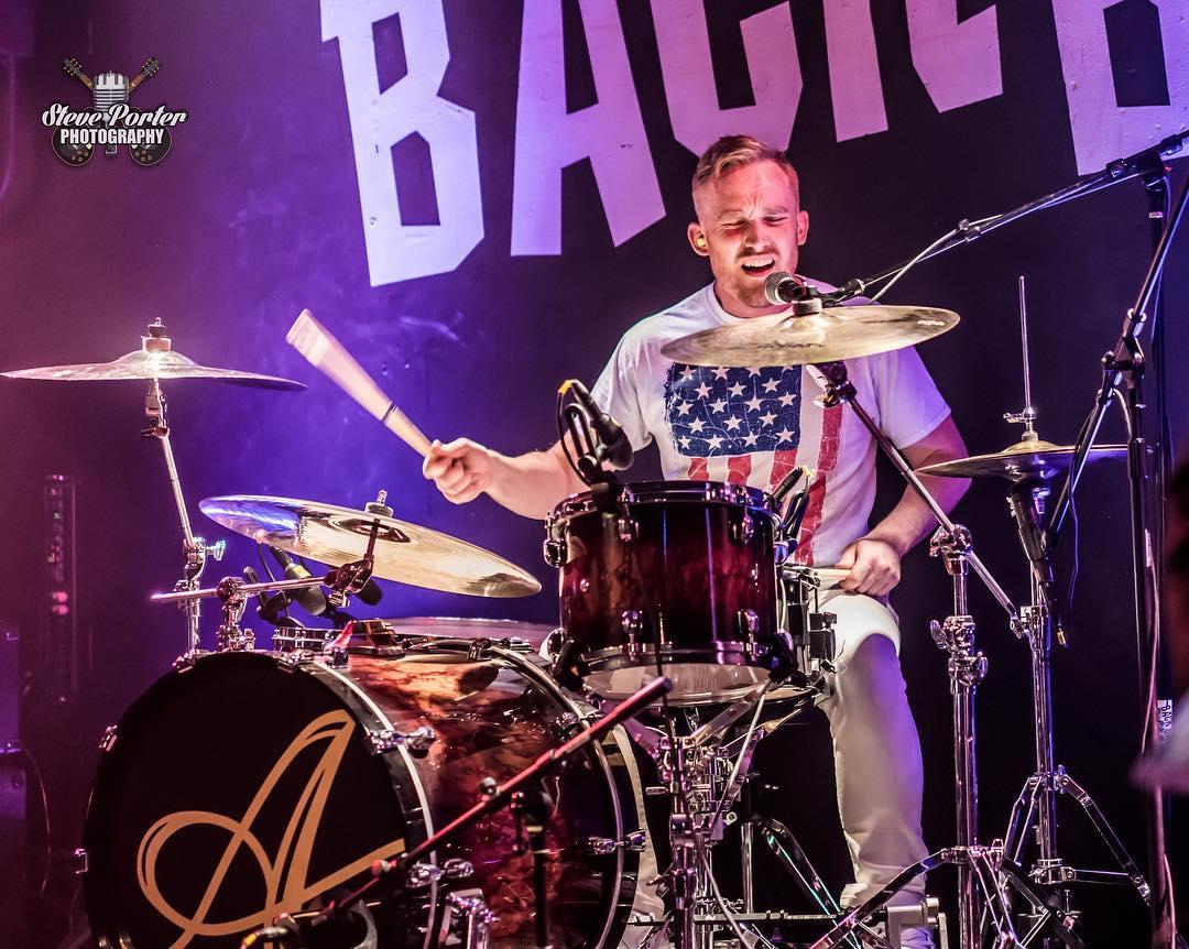- Drums - Backup Vocals