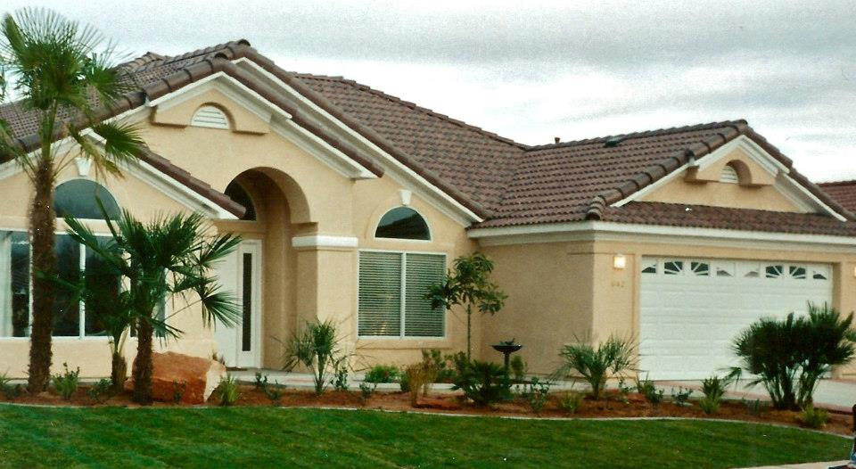 This stucco beauty won multiple awards including best in quality and craftsmanship!